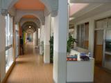 園内の廊下